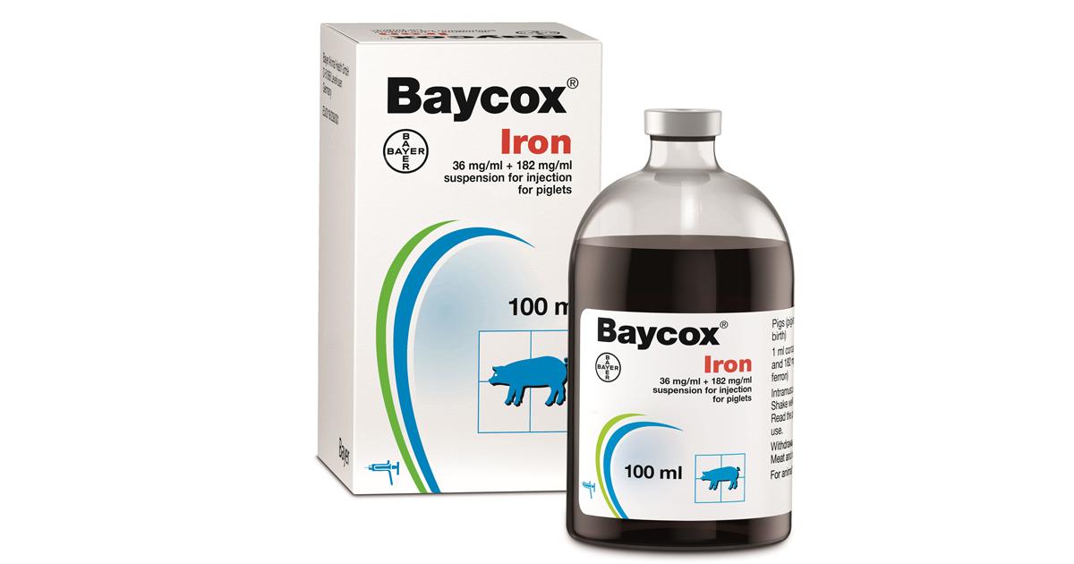 Baycox Bayer coccidosis