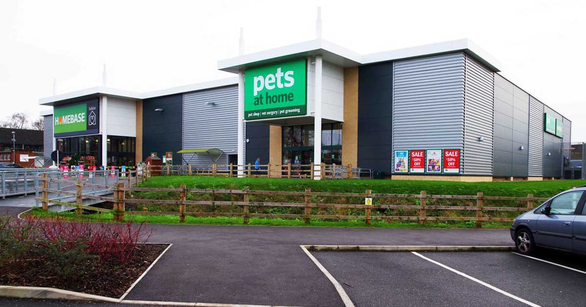 Pets At Home Reports Sales Growth Vet Times